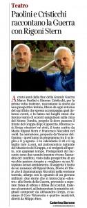 art.corriere Veneto