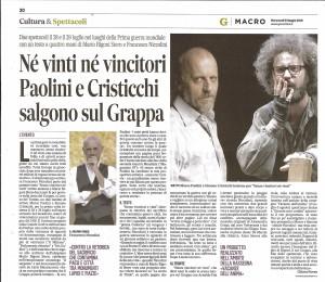gazzettino 9-5-2018