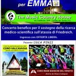 musica in amicizia per Emma